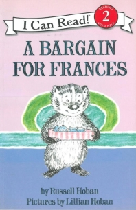 A Bargain for Frances (Book+Audio CD)