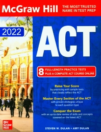 McGraw-Hill Education ACT 2022