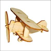 아기비행기 만들기 복엽기 (피-12)