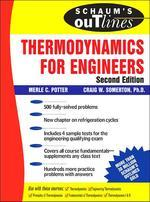 Schaum's Outline of Thermodynamics for Engineers, 2/e