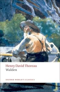 Walden (Oxford World Classics)(New Jacket)