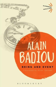 Being and Event ( Bloomsbury Revelations )