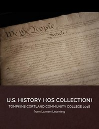 United States History 1 Os Collect