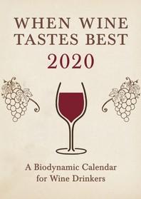 When Wine Tastes Best