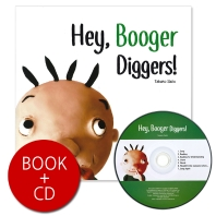 Hey, Booger Diggers! (with CD)