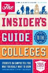 The Insider's Guide to the Colleges(2015)