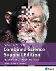 Edexcel GCSE (9-1) Combined Science, Support Edition with ELC, Student Book