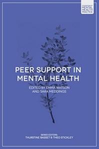 Peer Support in Mental Health
