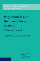 Polynomials and the mod 2 Steenrod Algebra