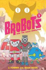Brobots and the Kaiju Kerfuffle!, 1