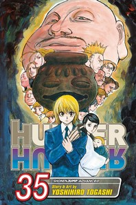 Hunter X Hunter, Vol. 35, Volume 35