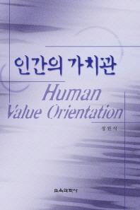 인간의 가치관