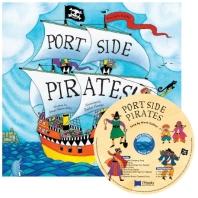 노부영 송 애니메이션 Port Side Pirates! (원서 & CD)