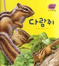 땅에 사는 동물. 6: 다람쥐