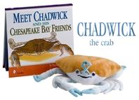 Chadwick the Crab-(Tm)