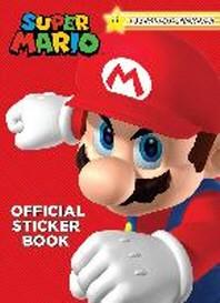 Super Mario Official Sticker Book (Nintendo)