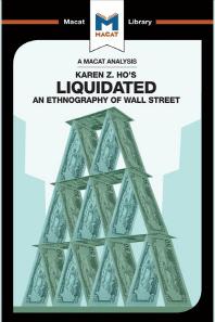 An Analysis of Karen Z. Ho's Liquidated