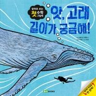 앗, 고래 길이가 궁금해!