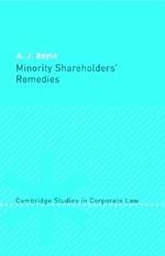 Minority Shareholders' Remedies