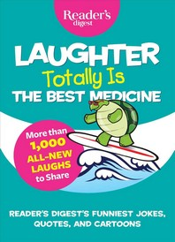Laughter Totally Is the Best Medicine