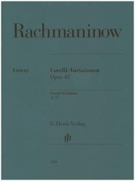 라흐마니노프/코렐리변주곡 Op. 42(1206)