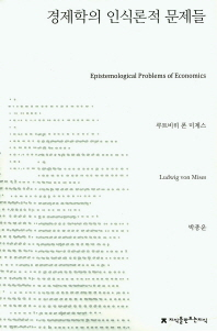 경제학의 인식론적 문제들