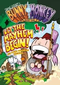 Bunny vs Monkey (Book 1)
