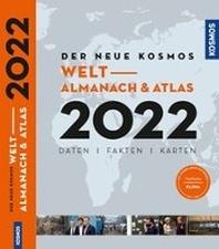 Der neue Kosmos Welt- Almanach & Atlas 2022