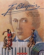 F. Chopin [With CD]