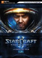 스타크래프트 2 공식 가이드북: 자유의 날개