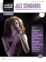 Vocal Complete -- Female Voice Jazz Standards