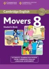 Cambridge Young Learners English Tests 8 Movers Student's Book