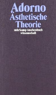 ?sthetische Theorie