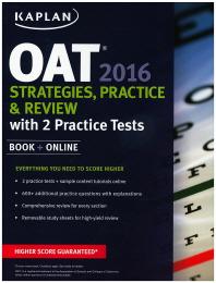 Kaplan OAT(2016)
