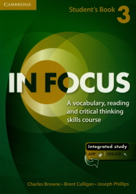 In Focus Level. 3(Student's Book with Online Resources)