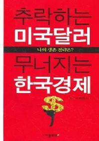 추락하는 미국달러 무너지는 한국경제