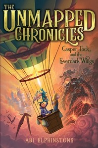 Casper Tock and the Everdark Wings, 1