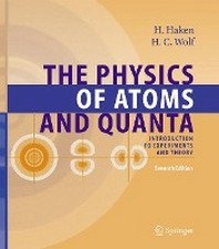 Physics of Atoms And Quanta