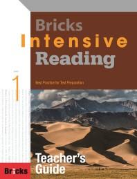 Bricks Intensive Reading. 1(Teacher's Guide)