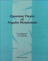 Quantum Theory of Angular Momemtum