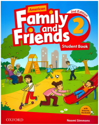 American Family and Friends.2 (Student book)