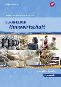 Lernfelder Hauswirtschaft. Arbeitsheft. 1. Ausbildungsjahr