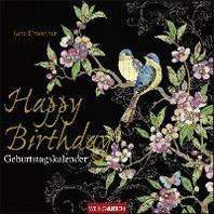 Jane Crowther - Geburtstagskalender Happy Birthday