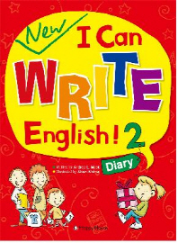 New I Can Write English. 2: Diary