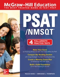 McGraw-Hill Education PSAT/NMSQT