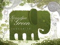 Grandpa Green(Caldecott Honor Book)
