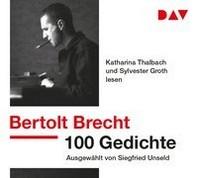 100 Gedichte. Ausgewaehlt von Siegfried Unseld