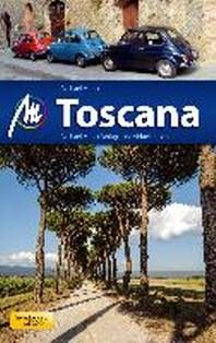 Toscana Reisefuehrer Michael Mueller Verlag