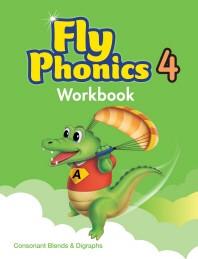 Fly Phonics. 4(Workbook)