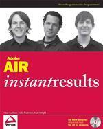 Adobe AIR: Create Modify Reuse
